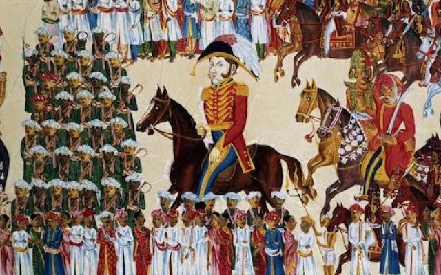British Influence in India During the 19th Century