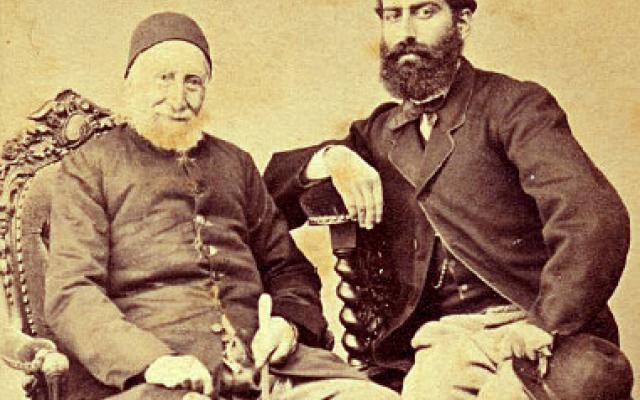 The Camondo family: Jewish life in the Ottoman Empire