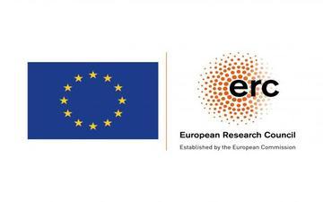 Logo ERC Flag EU