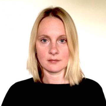 Photograph of Margaret Hillenbrand