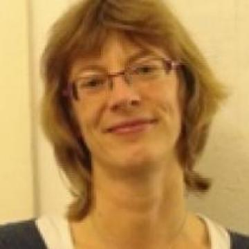 Photograph of Ulrike Roesler