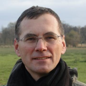 Photograph of Imre Bangha